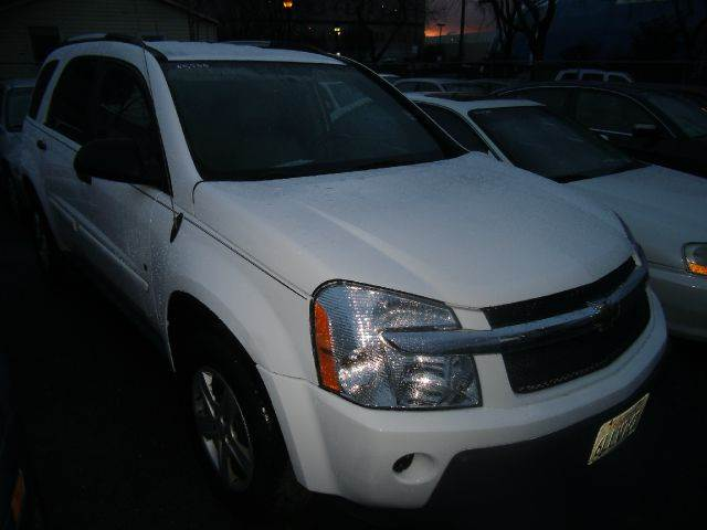 2006 CHEVROLET EQUINOX LS 4DR SUV white abs - 4-wheel antenna type anti-theft system - alarm a