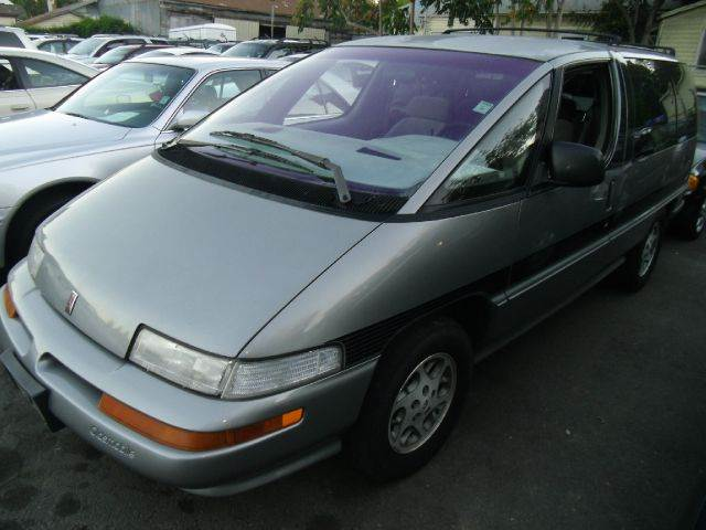 1996 OLDSMOBILE SILHOUETTE gray abs brakesair conditioningalloy wheelsanti-brake system 4-whee