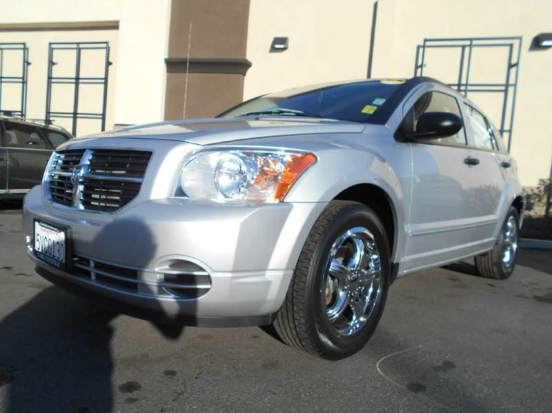 2007 DODGE CALIBER SXT 4DR WAGON silver 2-stage unlocking doors airbag deactivation - occupant s