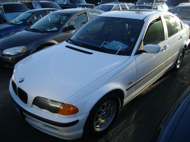1999 BMW 3 SERIES 323I white abs brakesair conditioningamfm radioanti-brake system 4-wheel ab