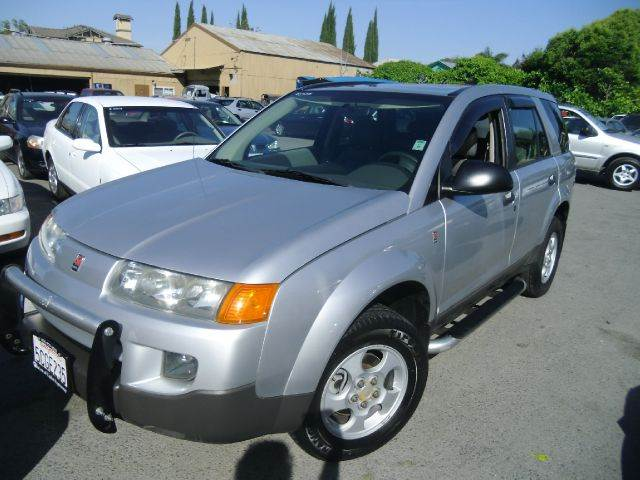 2003 SATURN VUE AWD 4DR SUV silver 16 inch wheels center console cruise control daytime running