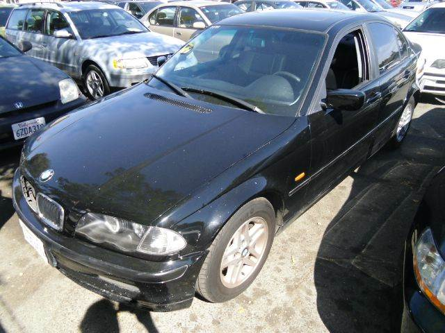 2000 BMW 3 SERIES 328I black 0 miles VIN WBAAM5342YJR52143