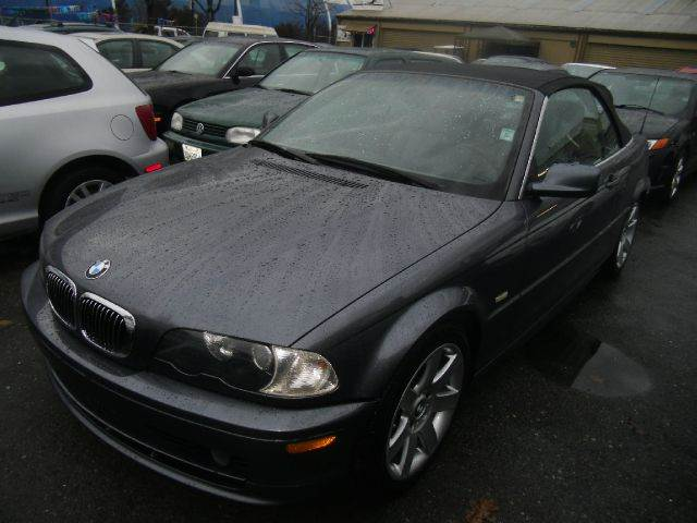 2002 BMW 3 SERIES 325CI 2DR CONVERTIBLE charcoal abs - 4-wheel anti-theft system - alarm center