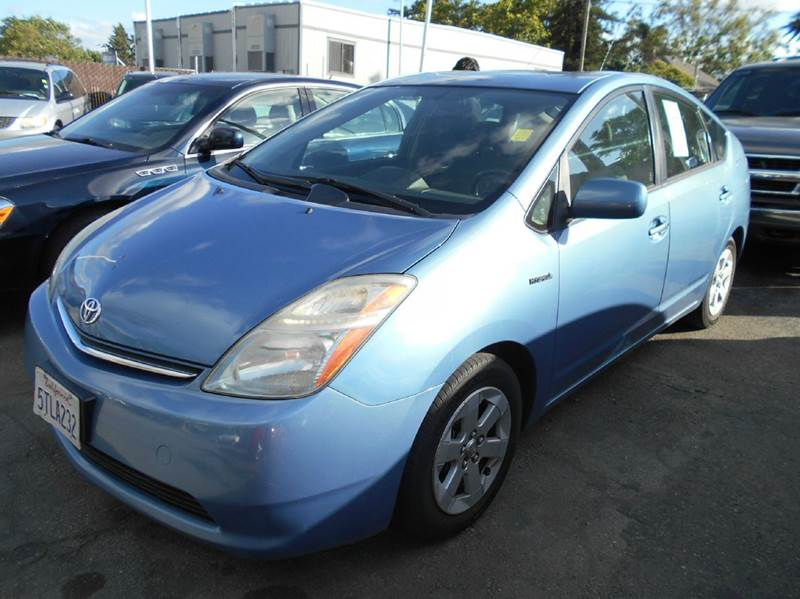 2006 TOYOTA PRIUS BASE 4DR HATCHBACK blue abs - 4-wheel air filtration airbag deactivation - oc