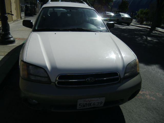 2000 SUBARU OUTBACK BASE AWD 4DR STD WAGON