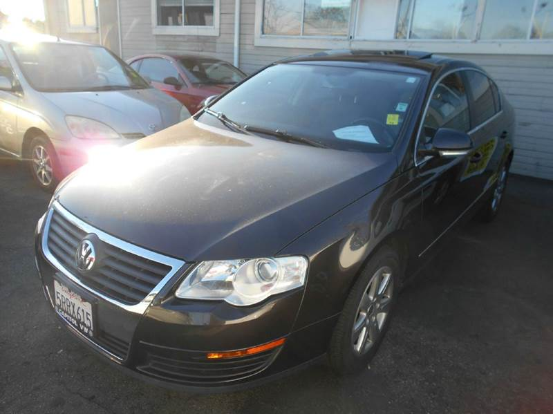 2006 VOLKSWAGEN PASSAT 20T 4DR SEDAN WAUTOMATIC charcoal abs - 4-wheel active head restraints