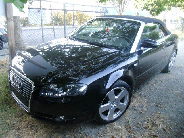 2006 AUDI A4 18T 2DR CONVERTIBLE black abs - 4-wheel air filtration antenna type anti-theft sy