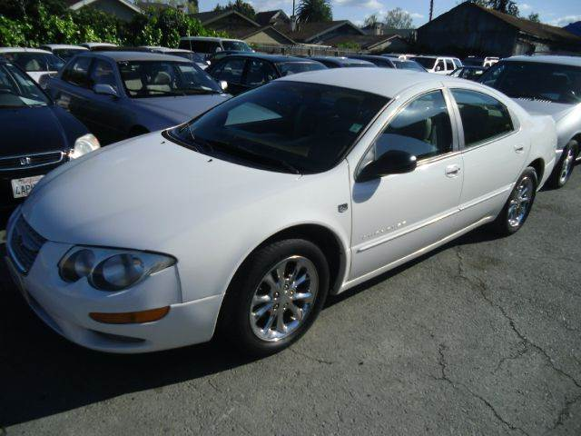 1999 CHRYSLER 300M white abs brakesair conditioningalloy wheelsamfm radioanti-brake system