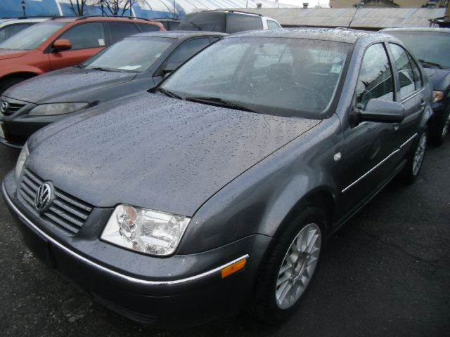 2004 VOLKSWAGEN JETTA GLS 4DR SEDAN gray abs - 4-wheel anti-theft system - alarm cassette cent
