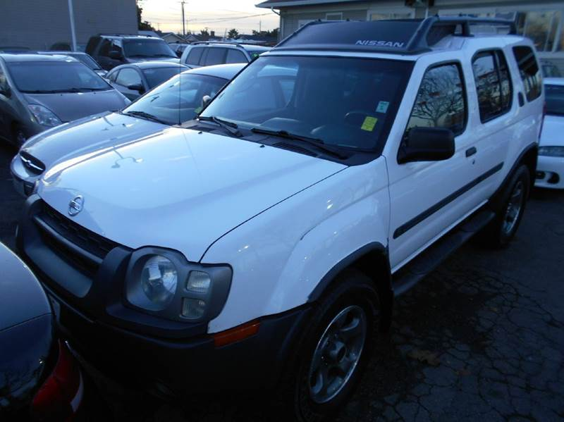 2003 NISSAN XTERRA SE SC 4DR SUPERCHARGED 4WD SUV white abs - 4-wheel anti-theft system - alarm
