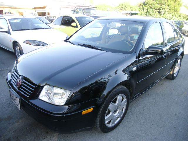 1999 VOLKSWAGEN JETTA GLS VR6 black abs brakesair conditioningamfm radiobody style sedan 4-dr