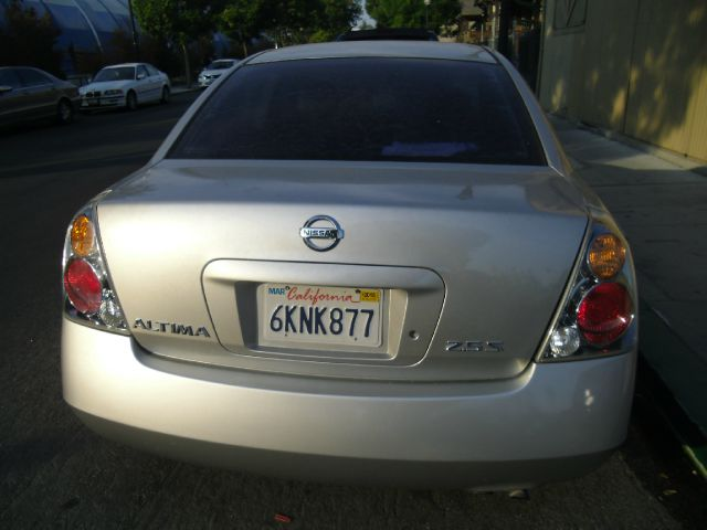 2004 NISSAN ALTIMA 2.5 S 4DR SEDAN