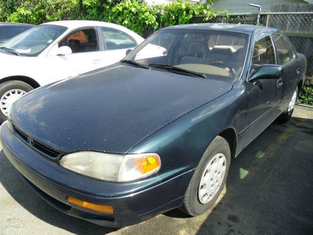 1995 TOYOTA CAMRY green 0 miles VIN JT2SK12LXS0620900