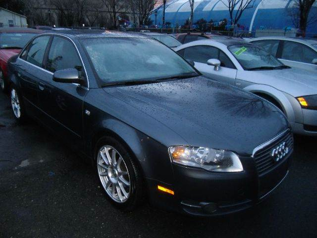 2006 AUDI A4 20T 4DR SEDAN 2L I4 gray abs - 4-wheel air filtration airbag deactivation - occ