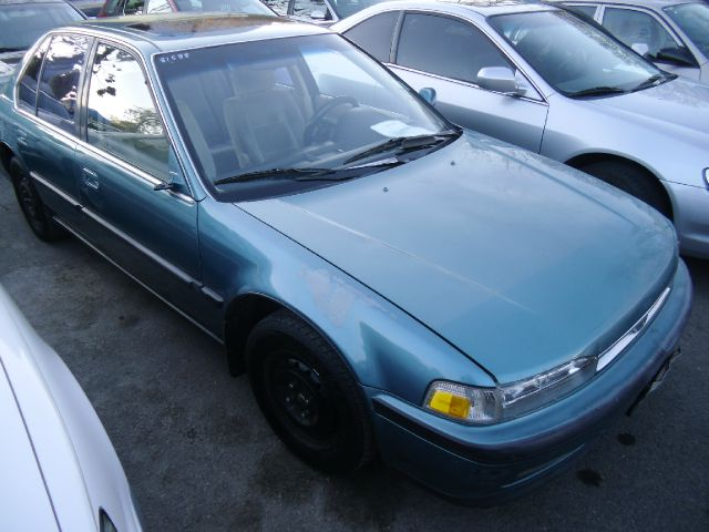 1991 HONDA ACCORD EX SEDAN green air conditioningalloy wheelsanti-brake system non-absbody sty