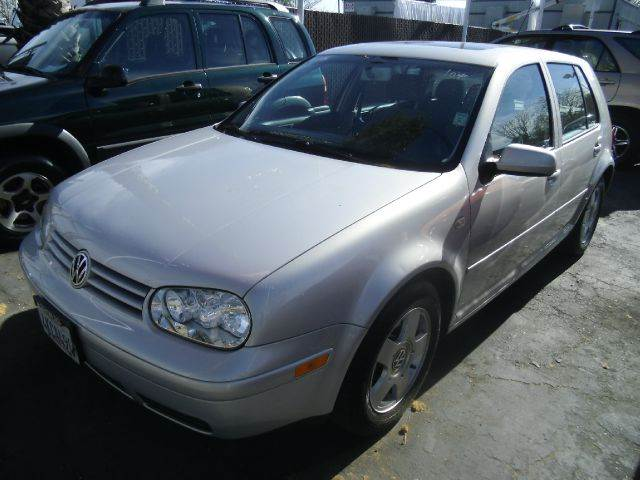 2000 VOLKSWAGEN GOLF GLS 4DR HATCHBACK silver abs - 4-wheel anti-theft system - alarm cassette