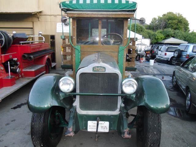 1927 WHITE WHITE green 0 miles VIN 12345678919591816