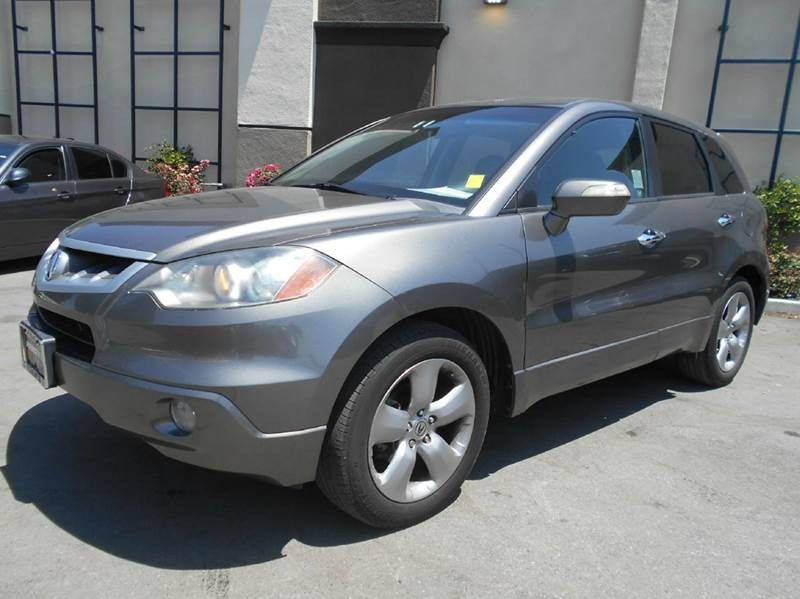 2008 ACURA RDX SH-AWD WTECH 4DR SUV WTECHNOLO charcoal 2-stage unlocking doors 4wd type - full