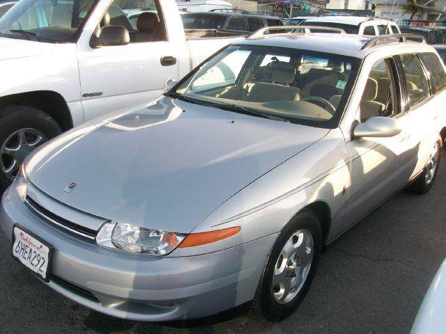 2000 SATURN L SERIES LW2 silver 4 doorair conditioningalloy wheelsamfm radioautomatic transmi