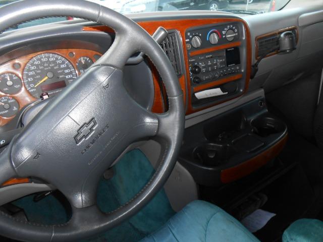 1997 CHEVROLET G1500 G1500 CARGO