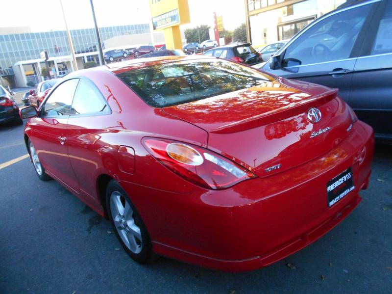 2006 toyota camry solara se sport v6 2dr coupe in san jose ca crow s auto sales. Black Bedroom Furniture Sets. Home Design Ideas