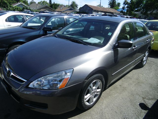 2006 HONDA ACCORD EX-L SEDAN AT WITH NAVIGATION grey abs brakesair conditioningalloy wheelsamf