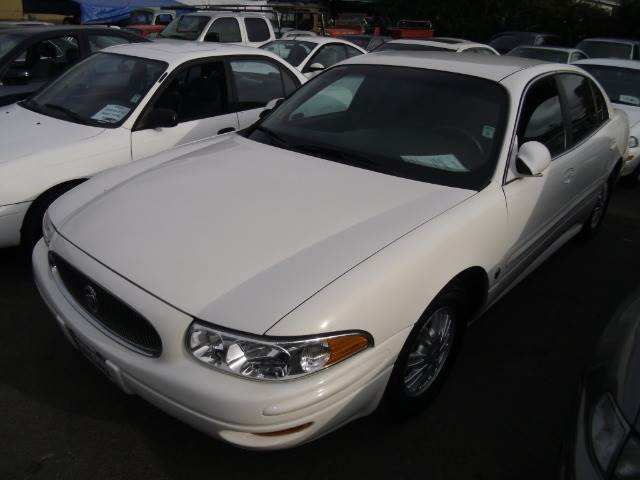 2005 BUICK LESABRE CUSTOM white abs brakesair conditioningamfm radioanti-brake system 4-wheel