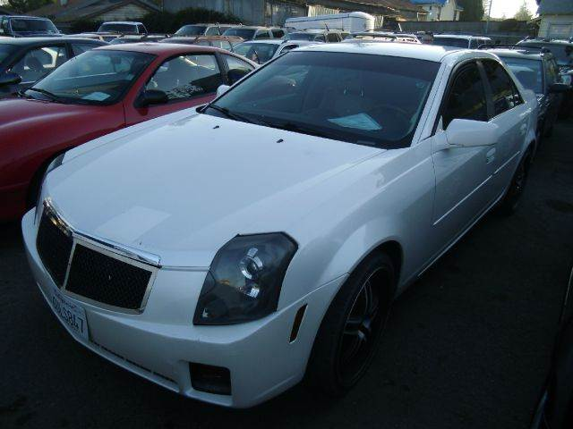 2003 CADILLAC CTS white abs brakesair conditioningalloy wheelsamfm radioanti-brake system 4-
