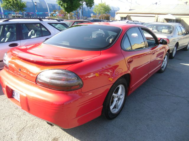 1999 PONTIAC GRAND PRIX GTP 4DR SUPERCHARGED SEDAN