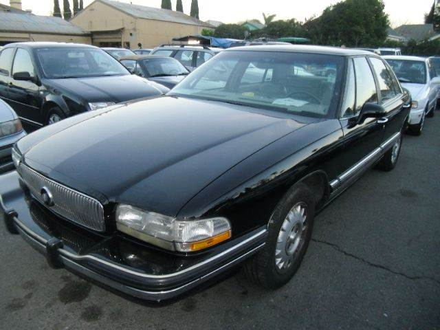 1995 BUICK LESABRE LIMITED black abs brakesair conditioningalloy wheelsanti-brake system 4-wh