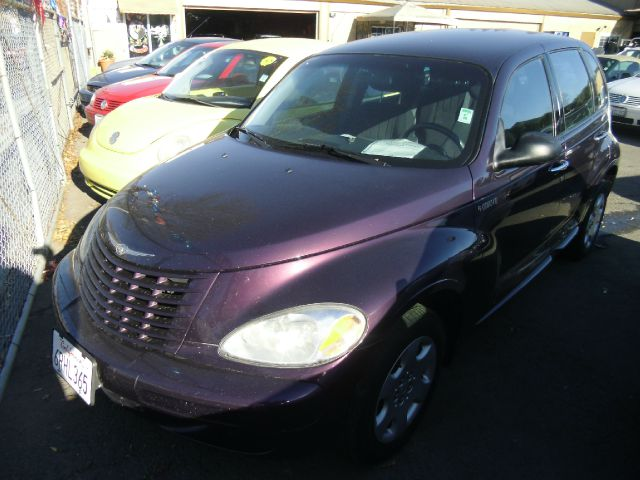 2005 CHRYSLER PT CRUISER TOURING EDITION purple air conditioningamfm radioanti-brake system no