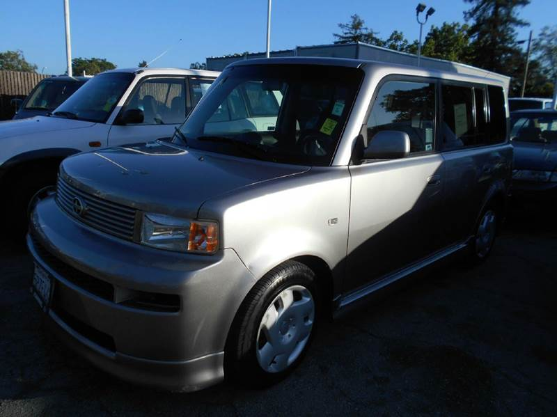 2005 SCION XB BASE 4DR WAGON silver abs - 4-wheel clock front air conditioning front air condi