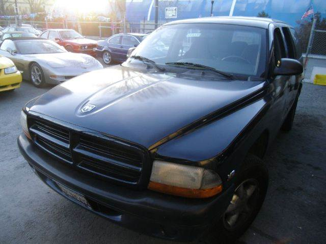 2000 DODGE DURANGO green 4 doorair conditioningalloy wheelsamfm radioautomatic transmissionc