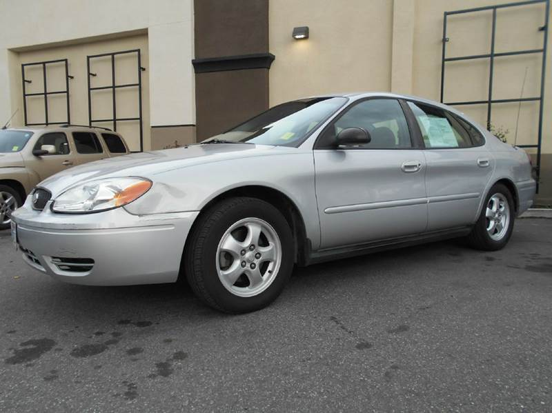 2007 FORD TAURUS SE FLEET 4DR SEDAN silver 2-stage unlocking doors airbag deactivation - occupan