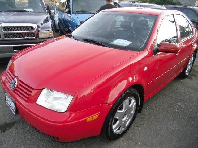 2000 VOLKSWAGEN JETTA GLS VR6 red abs brakesair conditioningamfm radioanti-brake system 4-wh
