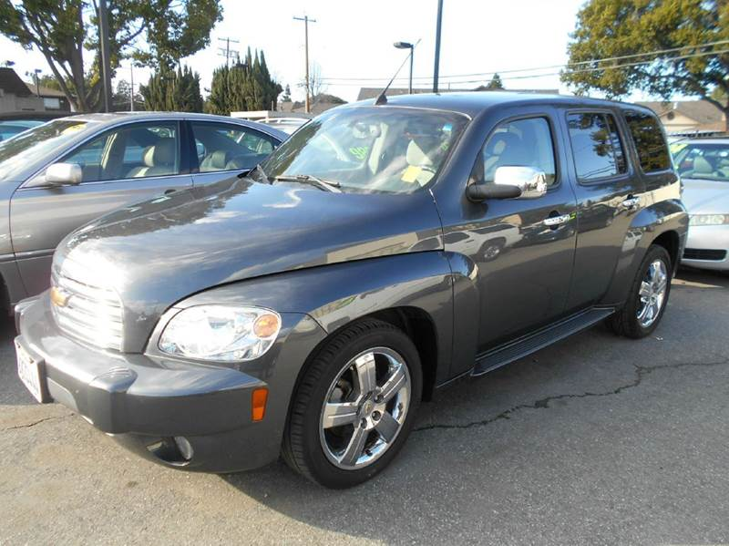 2010 CHEVROLET HHR LT 4DR WAGON W2LT charcoal abs - 4-wheel air filtration airbag deactivation