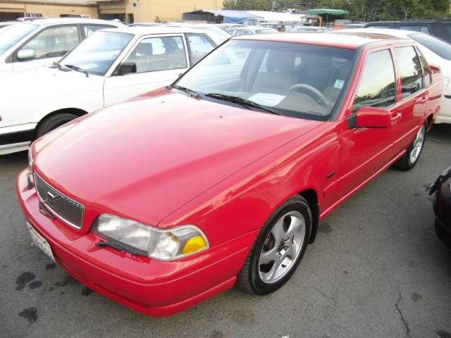 1998 VOLVO S70 T5 red abs brakesair conditioningalloy wheelsanti-brake system 4-wheel absbody