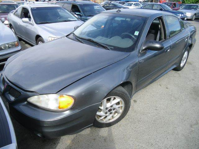 2003 PONTIAC GRAND AM SE 4DR SEDAN