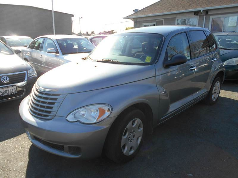 2009 CHRYSLER PT CRUISER BASE 4DR WAGON blue 2-stage unlocking doors airbag deactivation - occup