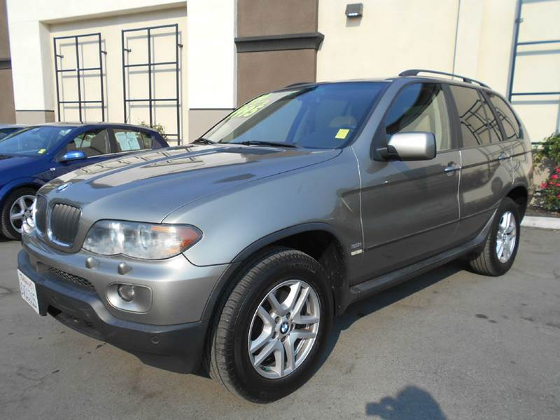 2004 BMW X5 30I AWD 4DR SUV gray abs - 4-wheel anti-theft system - alarm center console clock