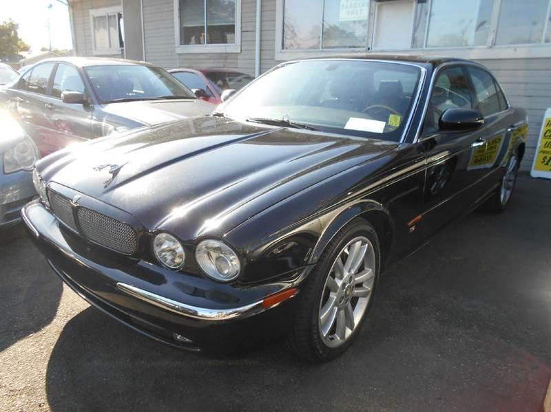 2004 jaguar xjr 4dr supercharged sedan in san jose ca. Black Bedroom Furniture Sets. Home Design Ideas
