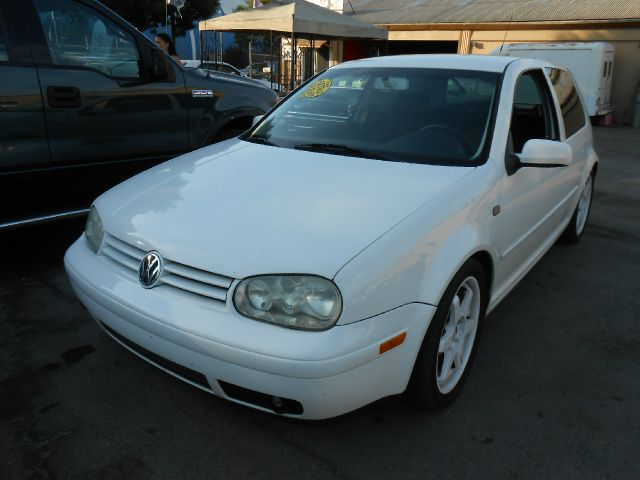 2001 VOLKSWAGEN GOLF GL 20 white abs brakesair conditioningamfm radioanti-brake system 4-whe