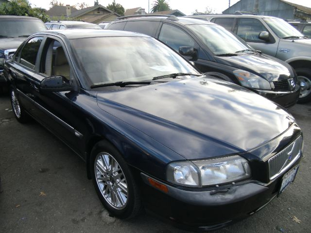2000 VOLVO S80 T6 blue 4 doorair conditioningalloy wheelsamfm radioantilock brakesautomatic