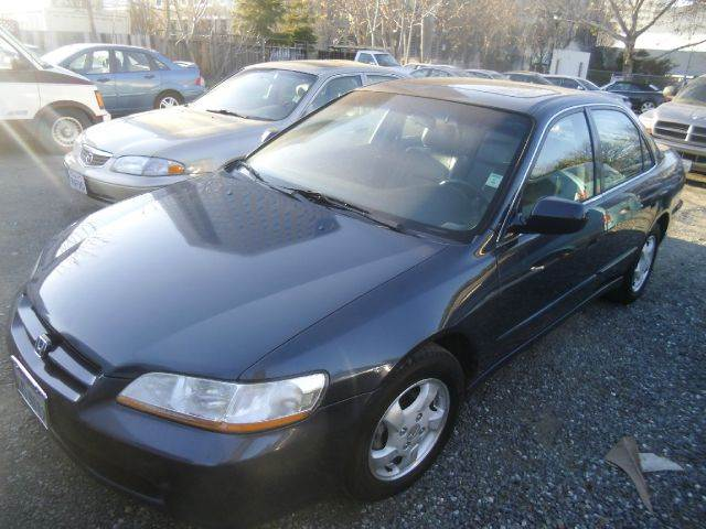 2000 HONDA ACCORD EX 4DR SEDAN green abs - 4-wheel anti-theft system - alarm center console cr