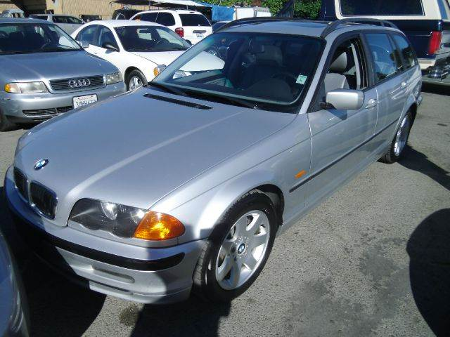 2000 BMW 3 SERIES 323IT 4DR WAGON silver abs - 4-wheel alloy wheels anti-theft system - alarm