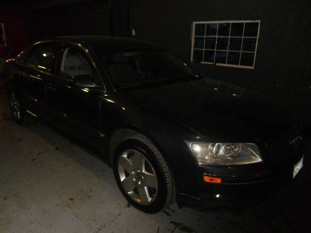 2004 AUDI A8 L QUATTRO AWD 4DR SEDAN gray abs - 4-wheel air suspension anti-theft system - alar