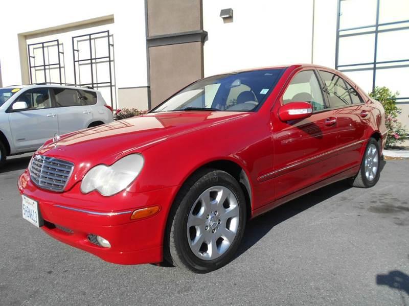 2004 mercedes benz c class c240 4dr sedan in san jose ca for Mercedes benz dealer san jose