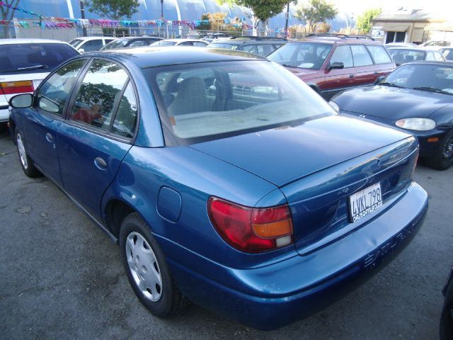 2002 SATURN S-SERIES SL1