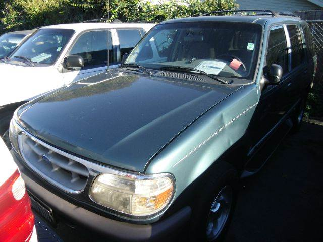 1997 FORD EXPLORER XLT 4-DOOR 2WD green abs brakesair conditioningalloy wheelsanti-brake syste