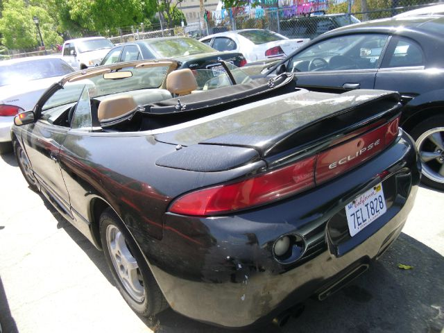 1999 MITSUBISHI ECLIPSE SPYDER GS 2DR CONVERTIBLE